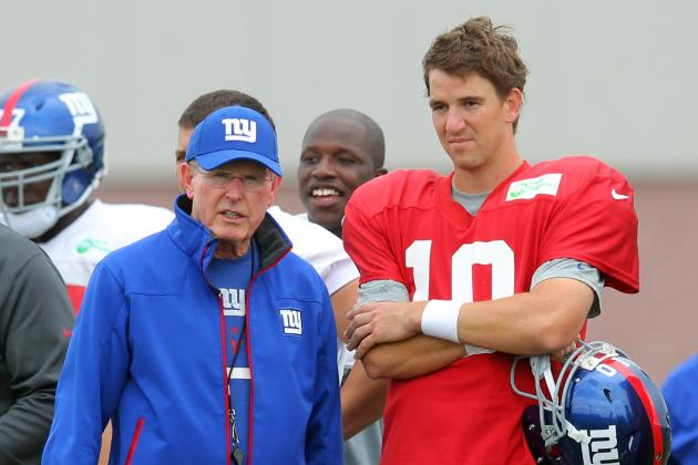 New York Giants Schedule 2014: Win-Loss Predictions for Every Game