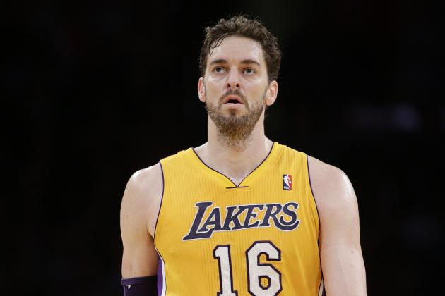5 Ideal Free-Agent Landing Spots for Pau Gasol During 2014 Offseason