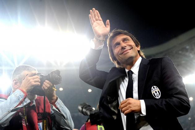 5 Reasons Why Juventus Can Turn Serie A Dominance into Champions League Glory