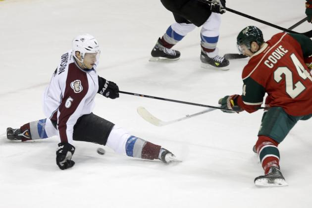 Wild vs. Avalanche: Preview and Prediction for NHL Playoffs 2014 Matchup