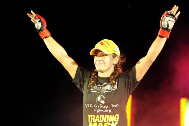 UFC on Fox 11: Miesha Tate vs. Liz Carmouche Full Head-to-Toe Breakdown
