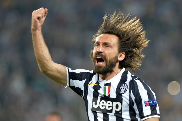 3 Juventus Youngsters Preparing to Step Up and Replace Andrea Pirlo