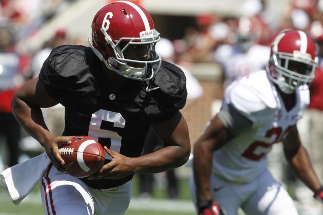 SEC Football: 4 Teams Having the Best Spring Camp