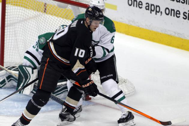 Stars vs. Ducks: Preview and Prediction for NHL Playoffs 2014 Matchup