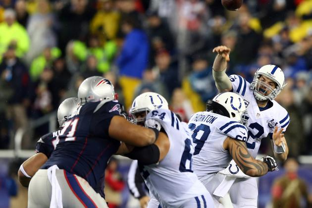 Indianapolis Colts Schedule 2014: Win-Loss Predictions for Every Game
