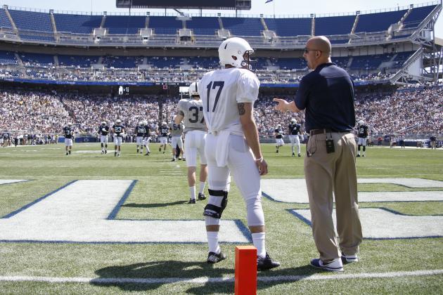 Penn State Football: James Franklin's 5 Biggest Concerns Post-Spring Practice