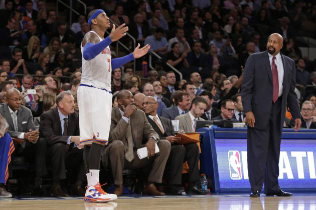 The 10 Worst Losses of the New York Knicks' 2013-14 Season