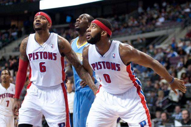 Biggest Needs for Detroit Pistons During 2014 Offseason
