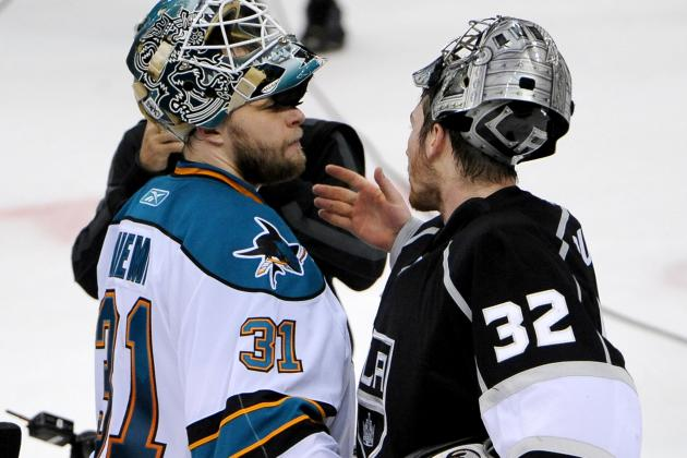 Power Ranking the Goalies in the 2014 NHL Stanley Cup Playoffs