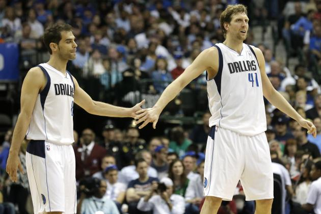 Final Regular-Season Grades for Every Dallas Mavericks Player