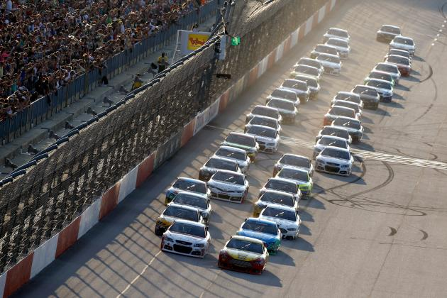 2014 Stock Watch for Drivers in the NASCAR Sprint Cup Series: Week 9 Edition