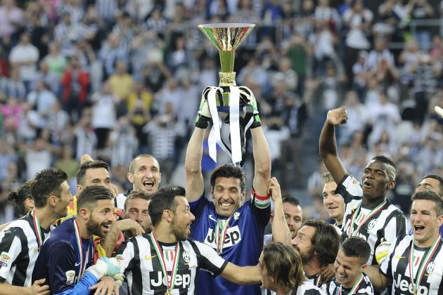 Comparing Juventus to the Top Teams in World Football