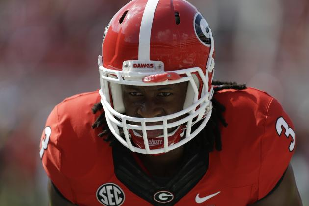 SEC East's Most Indispensable Players for 2014 College Football Season