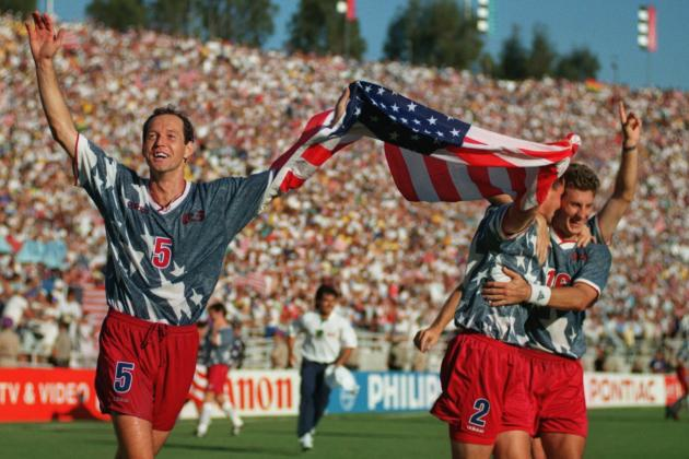 World Cup USA 1994: Where Are USMNT Players 20 Years Later?