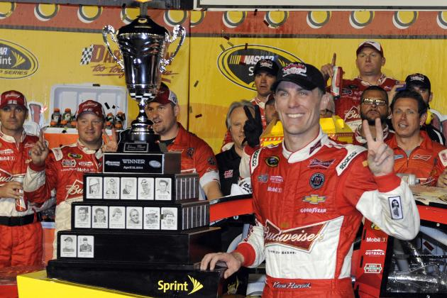 NASCAR Sprint Cup Drivers Who Desperately Needed This Weekend Off