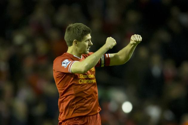 Steven Gerrard and 20 Inspirational Captains in European Football