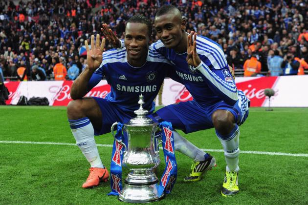Ranking the Top 10 African Players to Play for Chelsea