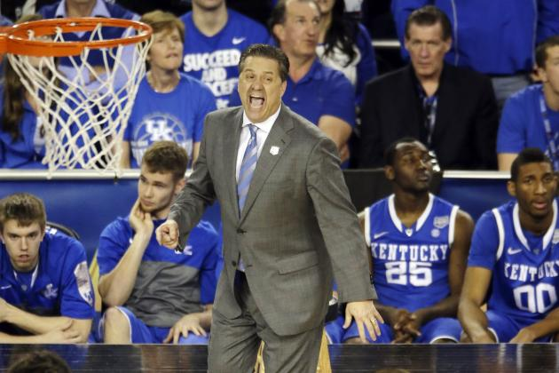 Kentucky Basketball Recruiting: Meet Wildcats' 2014 Class