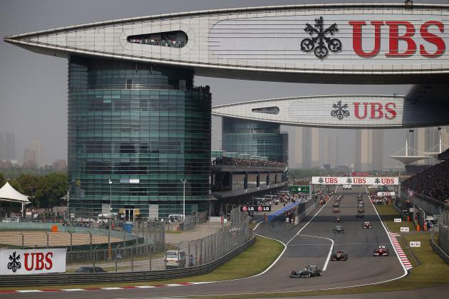Chinese GP 2014: 10 Facts About the Shanghai International Circuit