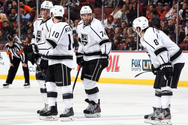 Los Angeles Kings' Player Grades for 2013-14 Regular Season