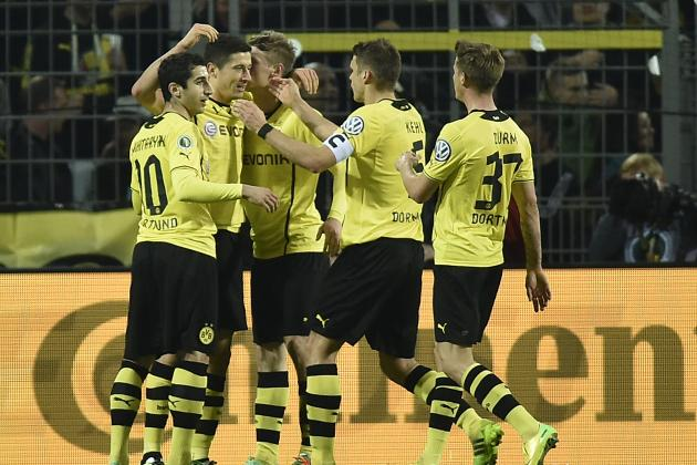 Borussia Dortmund vs. Wolfsburg: 6 Things We Learned
