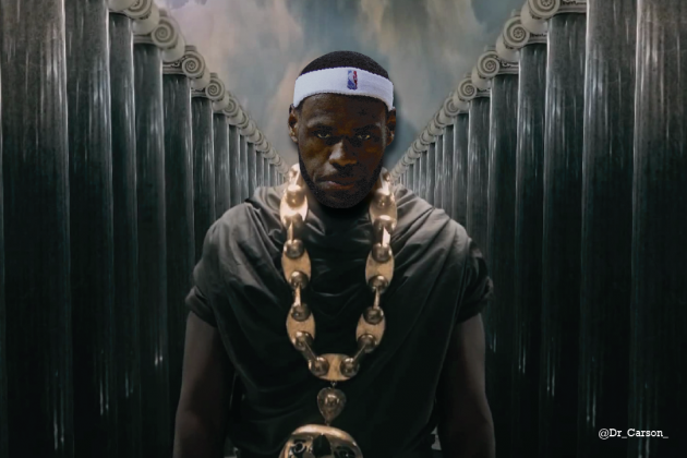 Sports Figures and Their Rapper Alter Egos