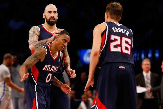 Final Regular-Season Grades for Every Atlanta Hawks Player