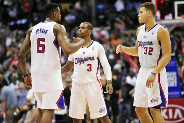 5 LA Clippers Weaknesses to Exploit in the NBA Playoffs