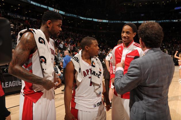 Final Regular-Season Grades for Every Toronto Raptors Player