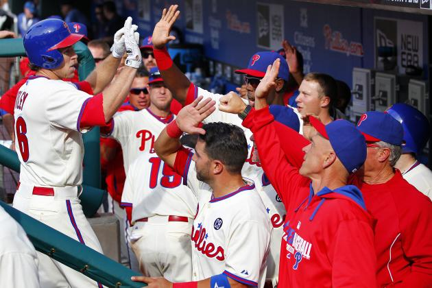 Early-Season Grades for Each Player on Philadelphia Phillies' Roster