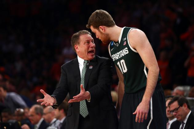 Michigan State Basketball: Projected Starting 5 and Players' Roles