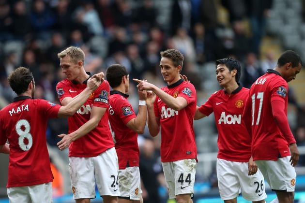6 Reasons Why the Kagawa, Januzaj and Mata Axis Is so Exciting for United