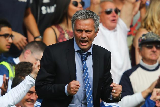 5 Reasons Why Chelsea Boss Jose Mourinho Is the Master Motivator