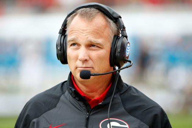 Georgia Football: Mark Richt's 4 Biggest Concerns Post-Spring Practice