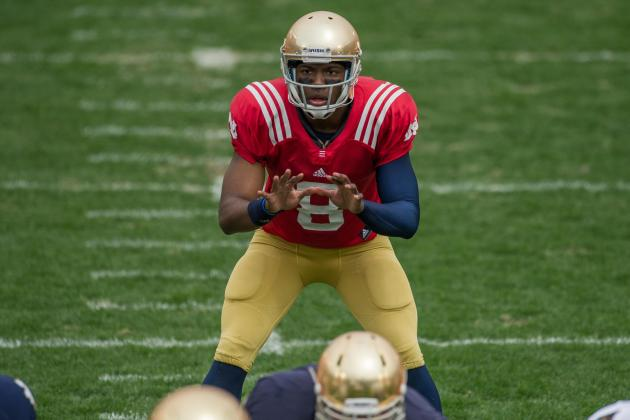 Notre Dame Football: Grading Notre Dame's Post-Spring Depth Chart