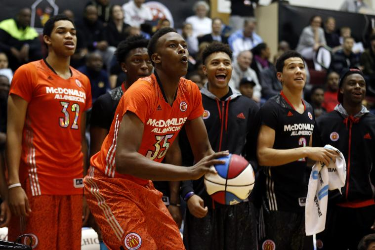 Ranking the Best Landing Spots for Top Unsigned 2014 Recruit Myles Turner