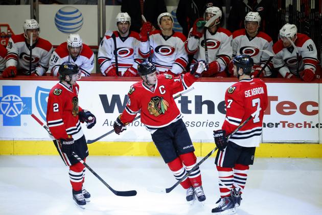 Chicago Blackhawks' Blueprint to a Deep Run in 2014 Stanley Cup Playoffs