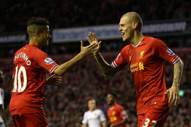 3 Unsung Heroes of Liverpool's Fantastic 2013/14 Season