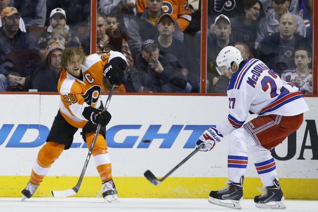 5 Keys for Philadelphia Flyers to Beat New York Rangers in Playoff Matchup