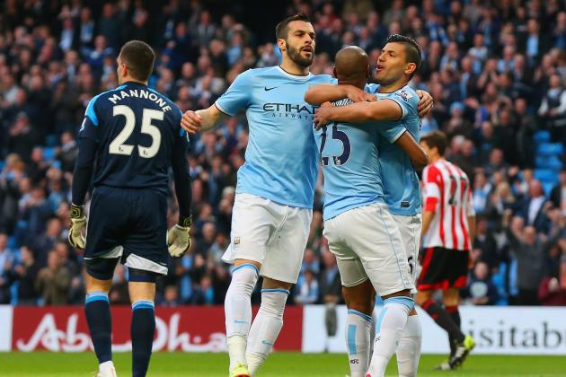 Manchester City vs. Sunderland: 6 Things We Learned as City Drop More Points