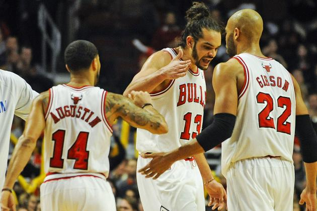Final Regular Season Grades for Every Chicago Bulls Player