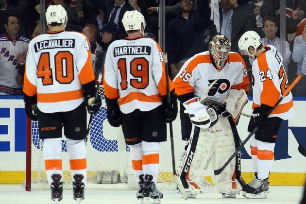 Revisiting Preseason Bold Predictions for Philadelphia Flyers