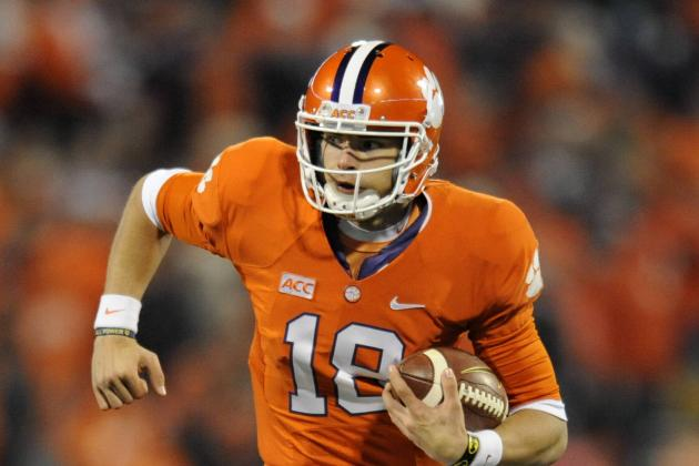 Clemson Football: Top Performers from the Tigers' Spring Game