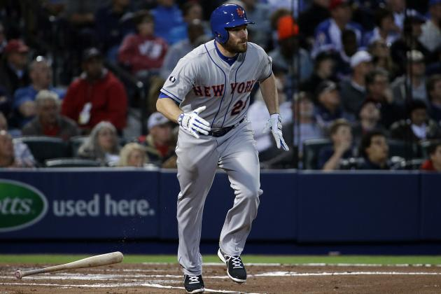 5 Mets Fantasy Baseball Sleepers to Watch in 2014