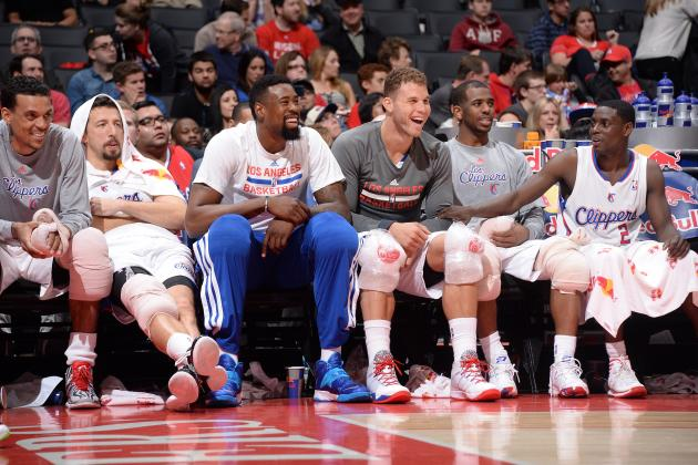 Final Regular-Season Grades for Every LA Clippers Player