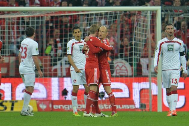 Bayern Munich vs. Kaiserslautern: 6 Things We Learned