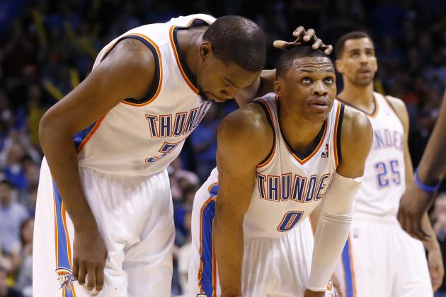 Final Regular-Season Grades for Every OKC Thunder Player
