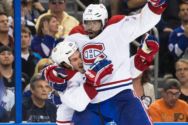 Montreal Canadiens' Blueprint to a Deep Run in 2014 Stanley Cup Playoffs