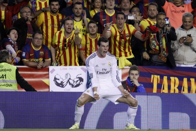 Gareth Bale vs. Neymar: Who Has Had the Better Season so Far?
