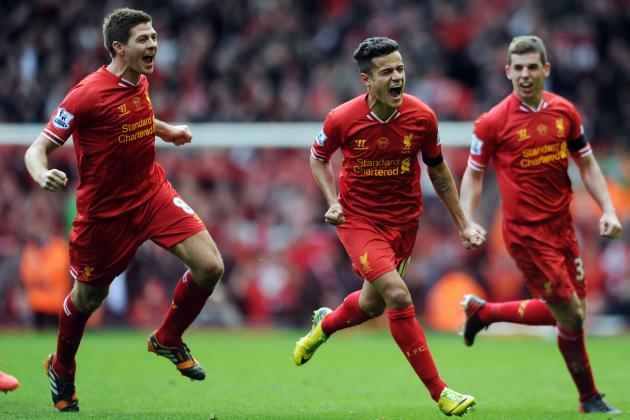 Collymore's 5 Reasons Why Liverpool Will Win the Premier League Title
